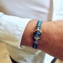 Bracelet bleus homme
