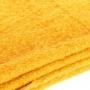 Écharpe épaisse jaune