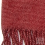 dark red cashmere scarf