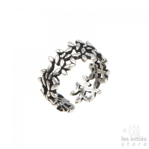 Les Initiés vegetation ring - 925 Sterling Silver