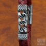 bracelet grosse chaine et cuir