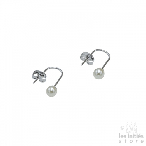 cultured pearls earrings