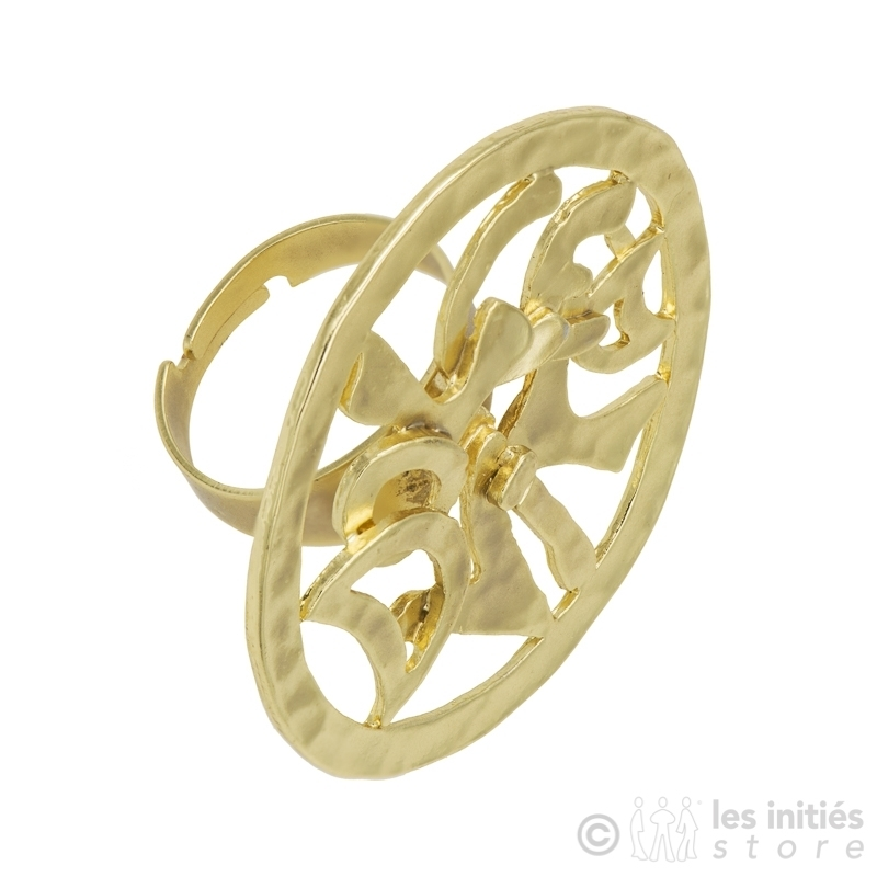 adjustable big ring