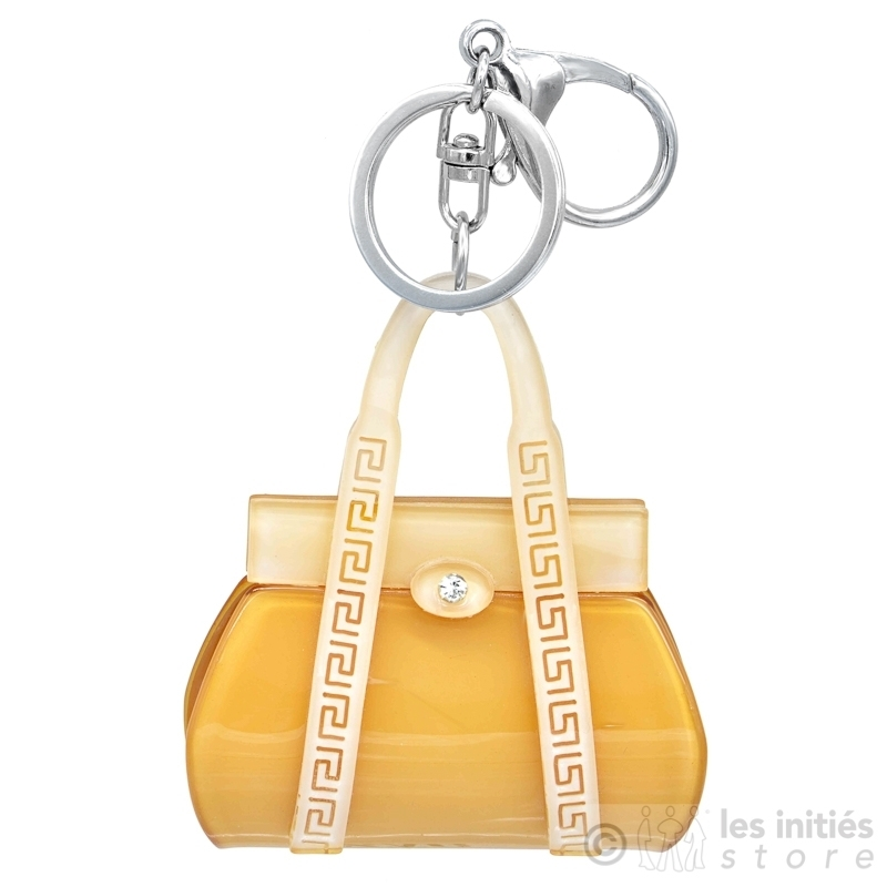 Keychain for purse