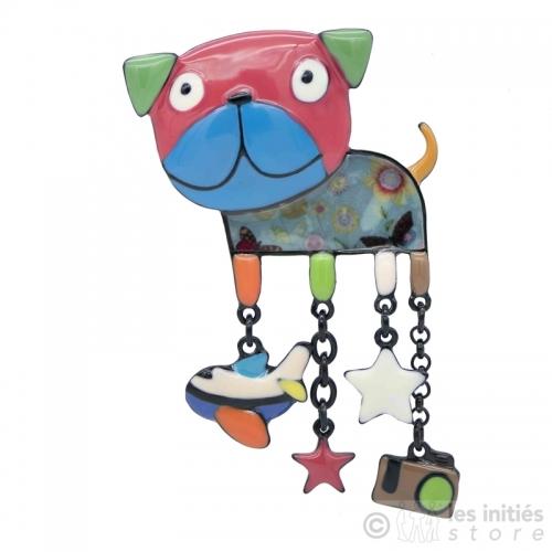 Puppie keychain