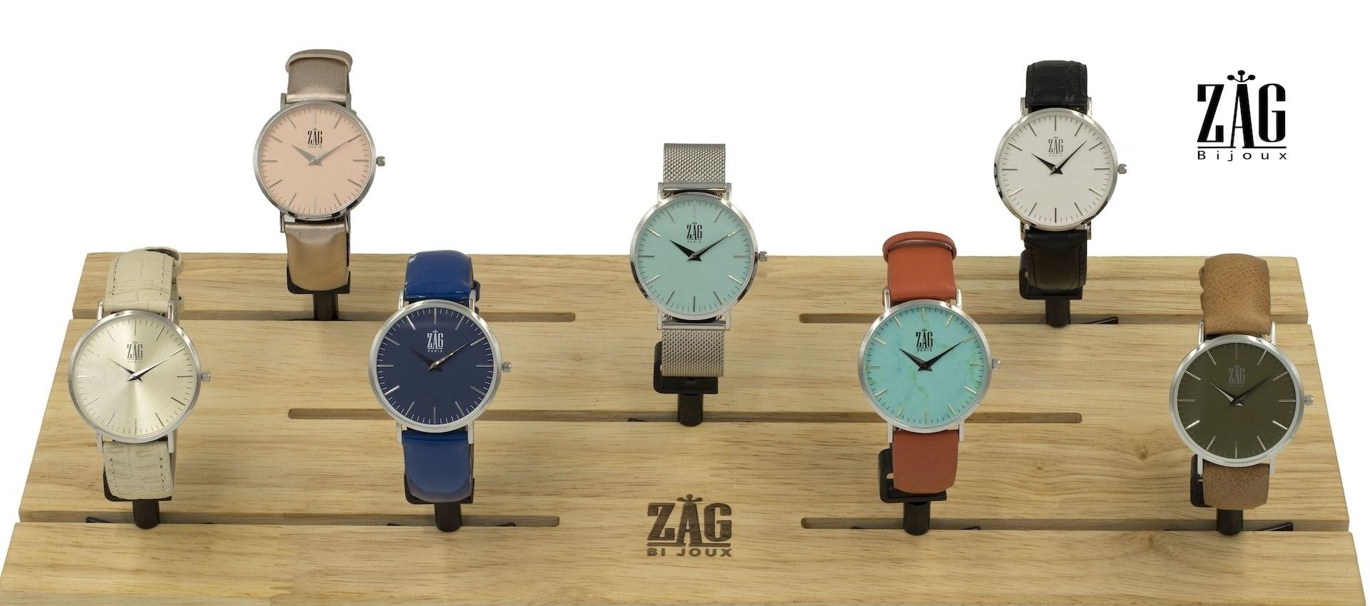 Catalogue des montres Zag Bijoux