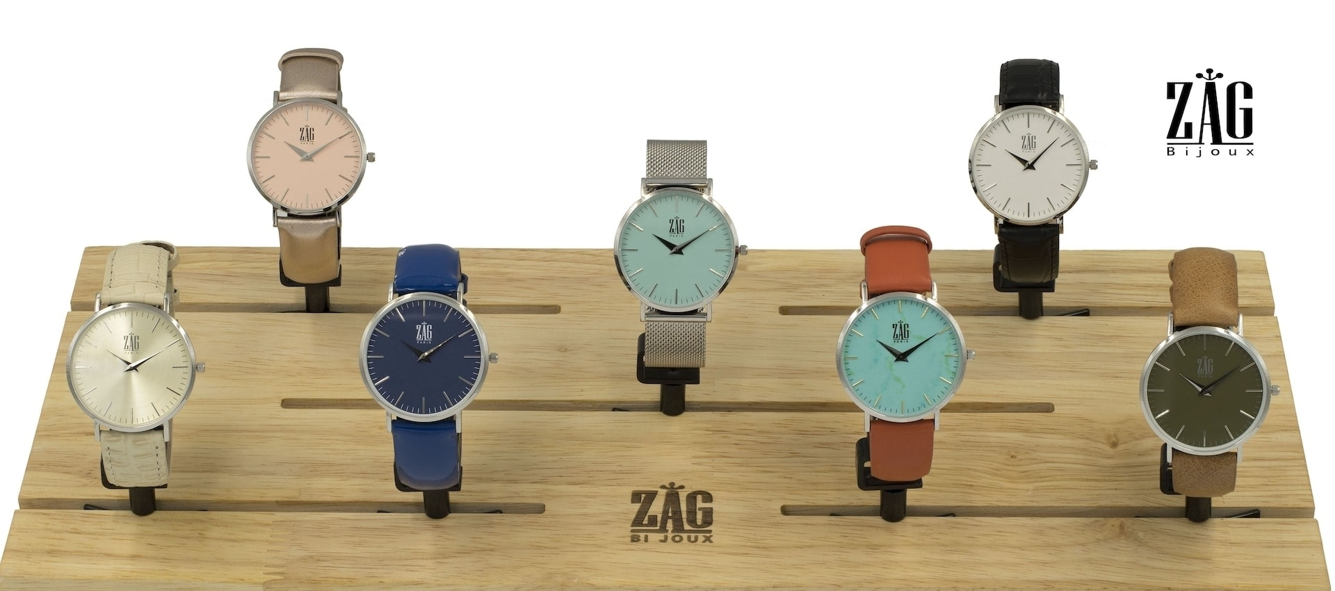ZAG Bijoux watches catalog